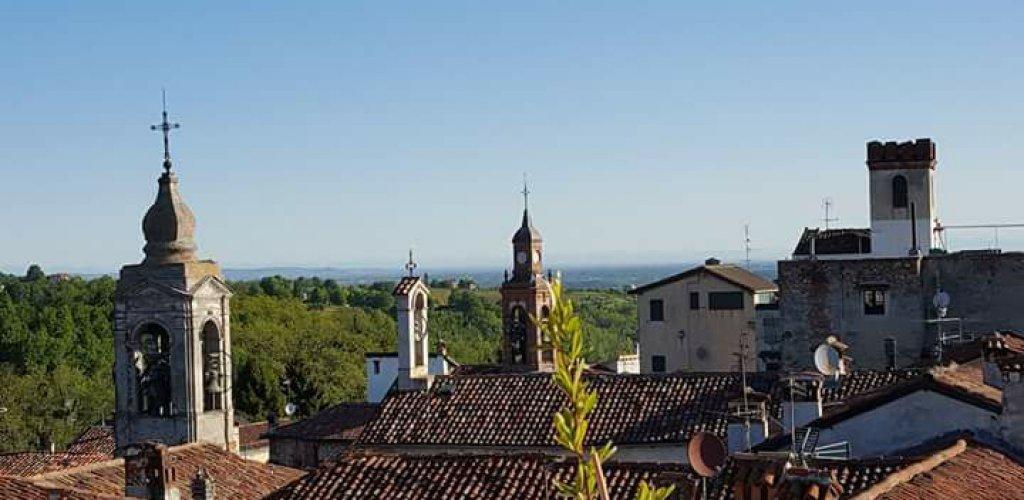 Martirio di San Giovanni Battista a Rocca Grimalda