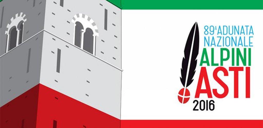 L'associazione all'Adunata Nazionale Alpini di Asti